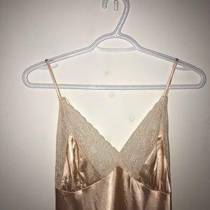 Dresses & Skirts - Silk Lingerie Dress